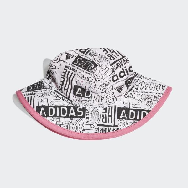Bucket Hat Pink   Light Pink   White DW4775 b1611e9ca37