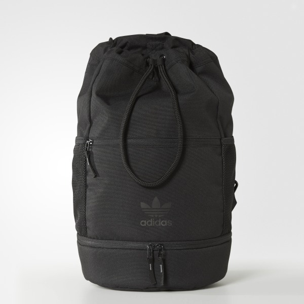 f1fb9a18446 adidas Bucket Backpack - Black