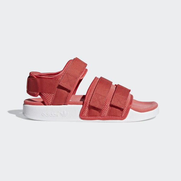 e5a05bbb491 adidas Adilette 2.0 Sandals - Red