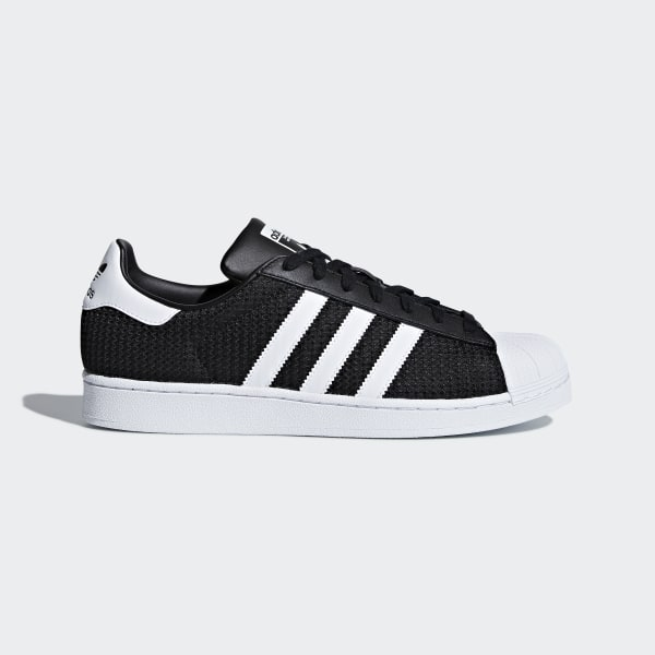 0611638948 Superstar Shoes Core Black   Cloud White   Core Black CM8078