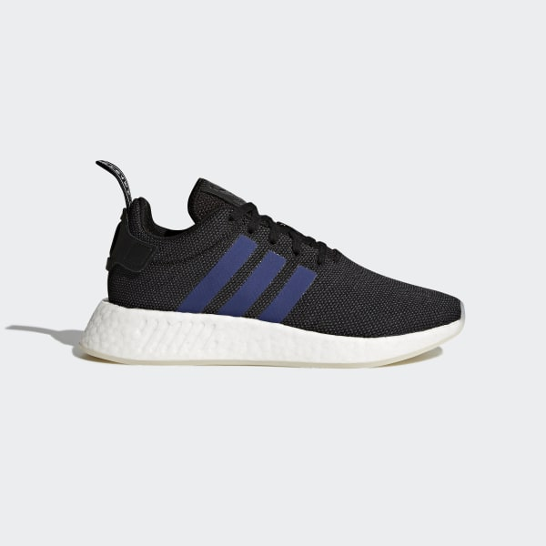 f5ead14f5 NMD R2 Shoes Core Black   Noble Indigo   Ftwr White CQ2008