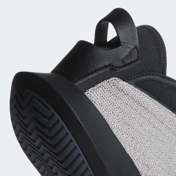 4b4cdbc76b40 Crazy 1 ADV Primeknit Shoes Grey Silver Metallic Core Black Core Black  CQ0975