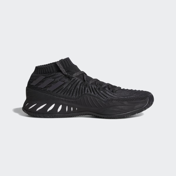timeless design 856c1 76346 Crazy Explosive 2017 Primeknit Low Shoes Core BlackGrey FourCarbon AC8805