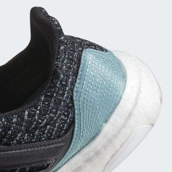 7ea21e7868838 Ultraboost Parley Shoes Carbon   Carbon   Blue Spirit CP8778