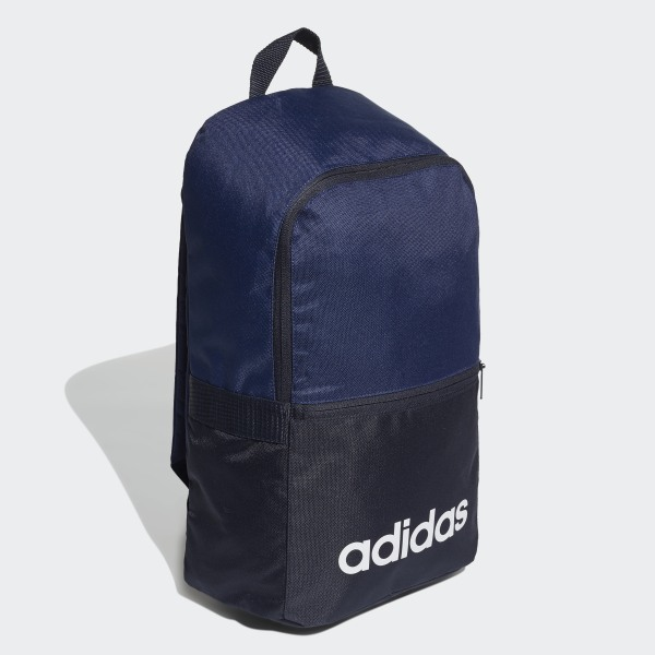 c4641d33bf Linear Classic Daily Backpack Dark Blue   Legend Ink   White DT8637