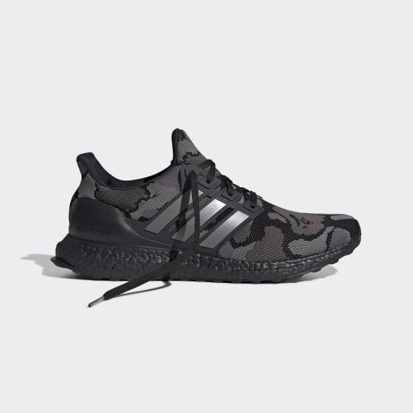 adidas Ultraboost BAPE Shoes - Black  5e3f56619