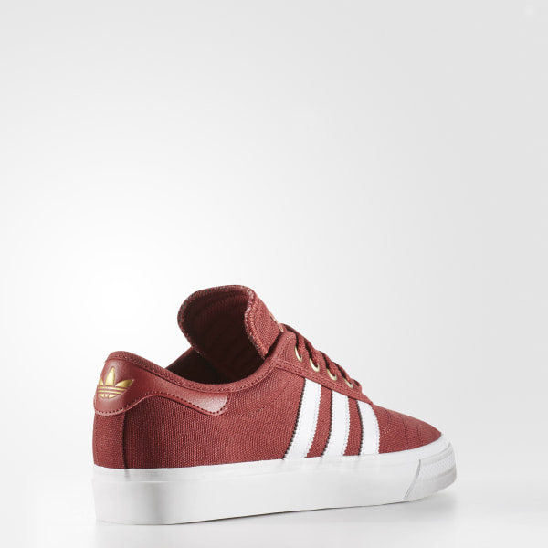 adiease Premiere ADV Shoes Mystery Red   Crystal White   Gold Metallic  BB8507 cc7ba0c87
