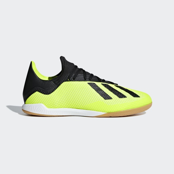 ef1df40fd00 ... x tango 18.3 indoor shoes solar yellow core black cloud white db2441