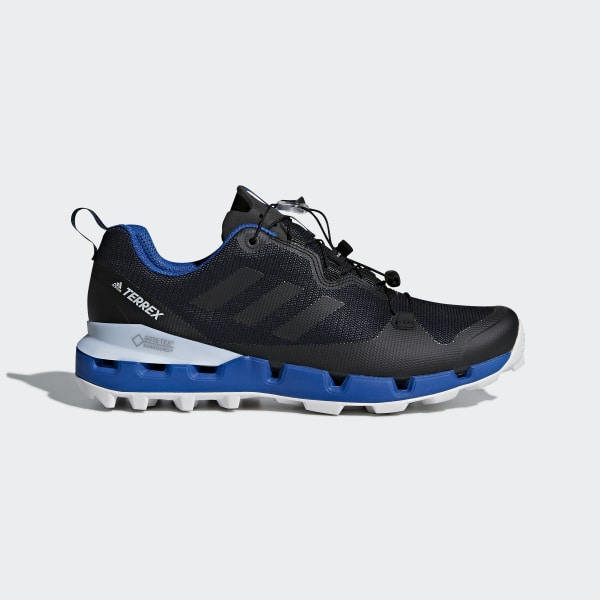 sale retailer d84d1 f229e Zapatillas Terrex Fast GTX Surround LEGEND INK F17CORE BLACKBLUE BEAUTY  F10 AQ0726