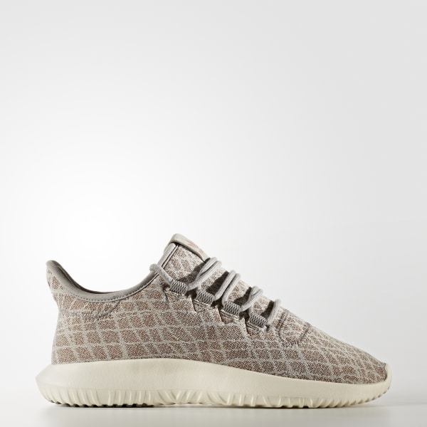 47eefa5da Tubular Shadow Shoes Beige   Charcoal Solid Grey   Raw Pink BY9736