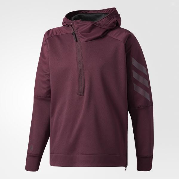 1093d7d72ca9 Harden MVP Sweatshirt Dark Burgundy CD6994