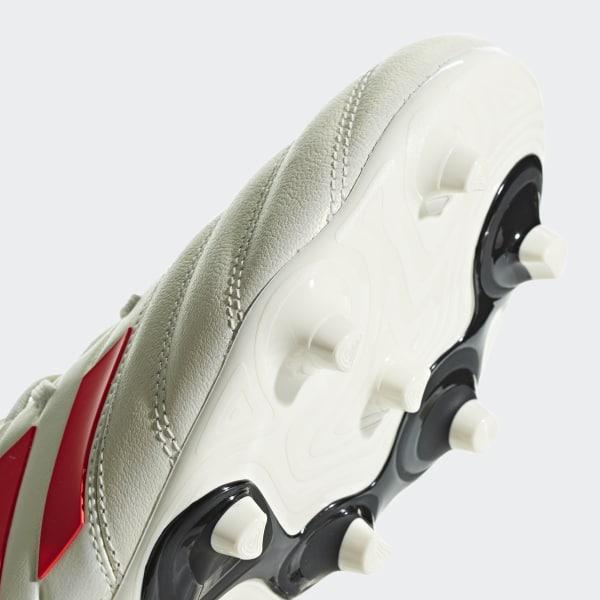 brand new 8de2e 49895 Copa 19.3 Firm Ground Boots Off White  Solar Red  Core Black BB9187