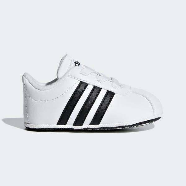 size 40 184a5 2dfca VL Court 2.0 Schuh Ftwr White  Core Black  Ftwr White F36605