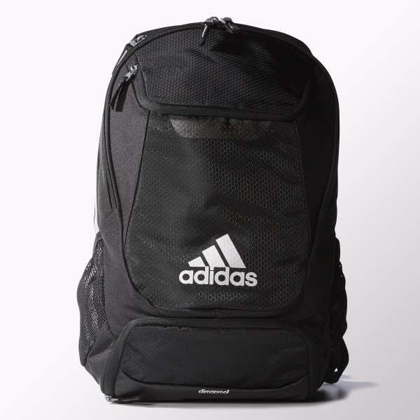 62a2783f18be adidas Stadium Team Backpack - Black
