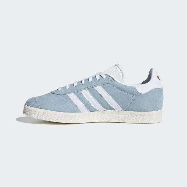 903b8bcf4f9c Gazelle Shoes Ash Grey   Cloud White   Chalk White CG6061