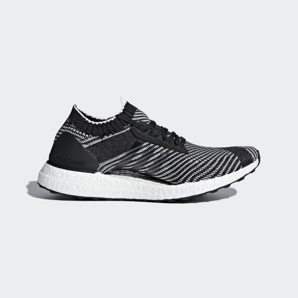 03e93715634b9 Ultraboost X Shoes Core Black   Grey Three   Cloud White CQ0009