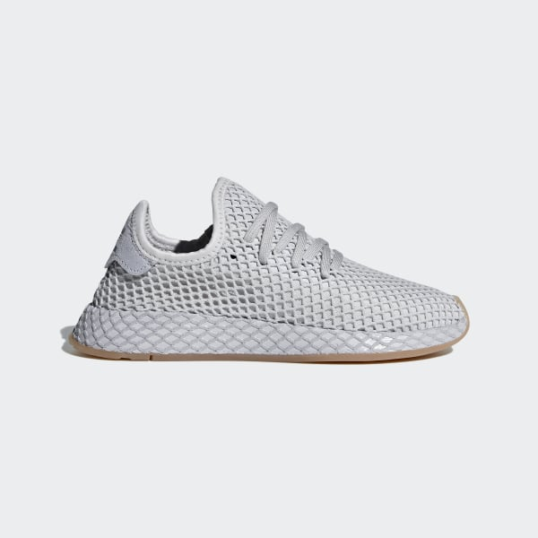 promo code 14882 373e8 Deerupt Runner Shoes Grey  Light Solid Grey  Gum CQ2936