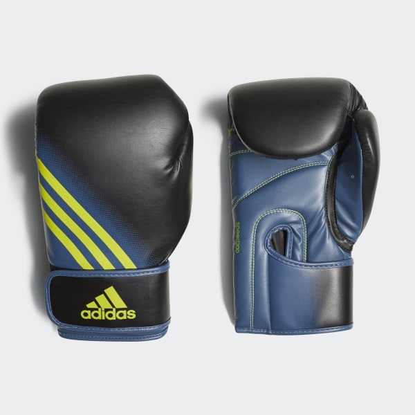 3ceca938b1e Boxerské rukavice Speed 200 Black Solar Yellow Tech Ink BI4194