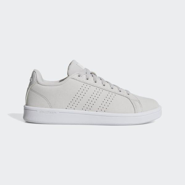 Cloudfoam Advantage Clean Shoes Grey   Grey   Cloud White CG5827 170abb0f5