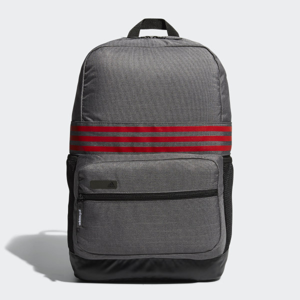 9c9af9ec3a4f adidas 3-Stripes Backpack Medium - Grey