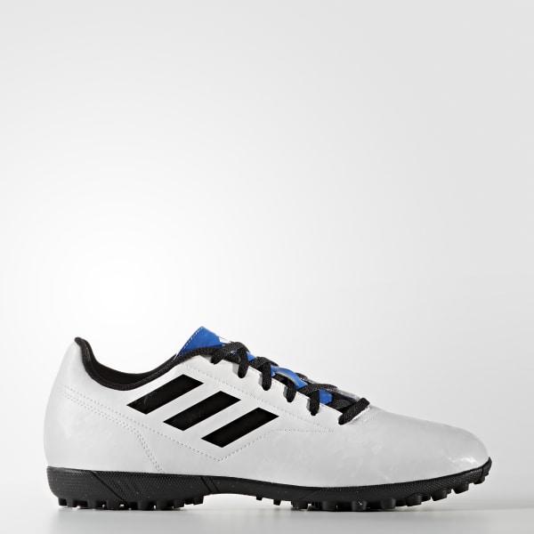 Zapatos de fútbol Turf Conquisto II FTWR WHITE CORE BLACK BLUE BB0561 446bbef9290b9