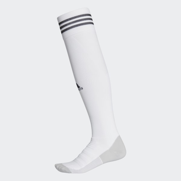 422c548c75e0 AdiSocks Knee Socks White   Black CF3575