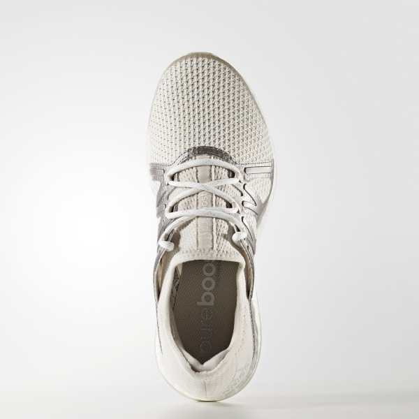 a45a13d39 PureBOOST Xpose Shoes Crystal White   Silver Metallic   Clear Brown BA8268