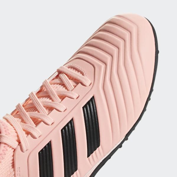 f350eb1c7e6 Predator Tango 18.3 Turf Shoes Clear Orange   Core Black   Trace Pink DB2331