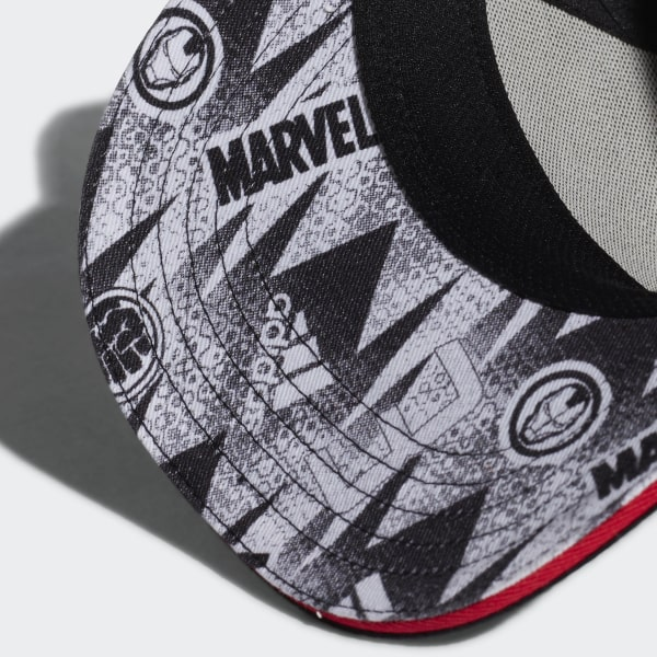 Gorra Marvel Avengers BLACK WHITE VIVID RED DJ2263 5e7d6448e92