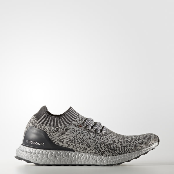 a52ee9e0834 Ultra Boost Uncaged Shoes Multi Solid Grey   Solid Grey   Silver Metallic  BA7997