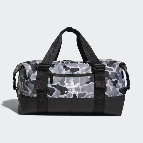 Weekender Duffel Bag Grey Camo CJ6719 be3f1e742