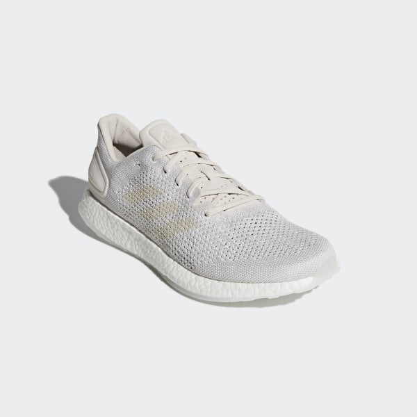 88dfb71db11cd Pureboost DPR Shoes Grey One   Chalk Pearl   Cloud White BB6295