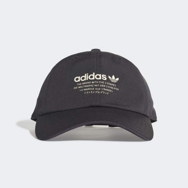 Gorra adidas NMD Black   White DV0146 8bf80748d74