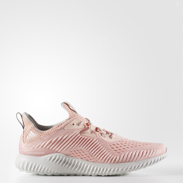 e3ed39a45226f Alphabounce EM Shoes Icey Pink   Trace Pink   Grey One BW1206
