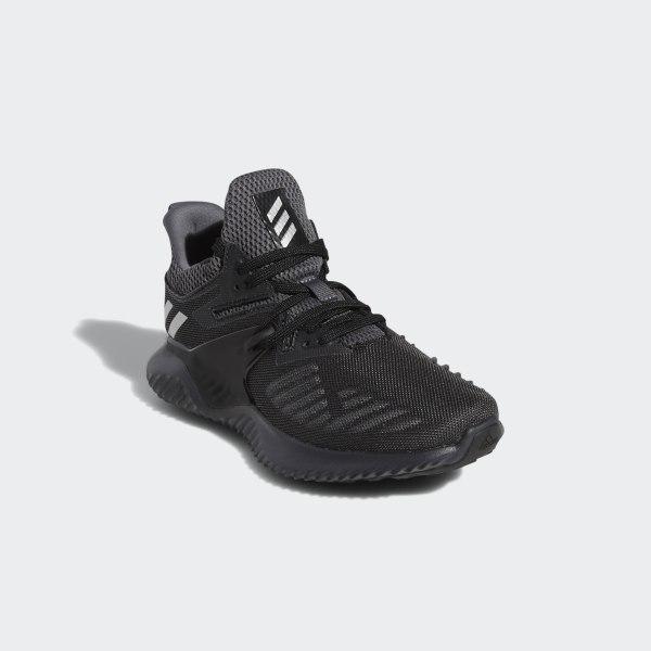 d67d209e8367 Alphabounce Beyond Shoes Core Black   Silver Metallic   Carbon F33983