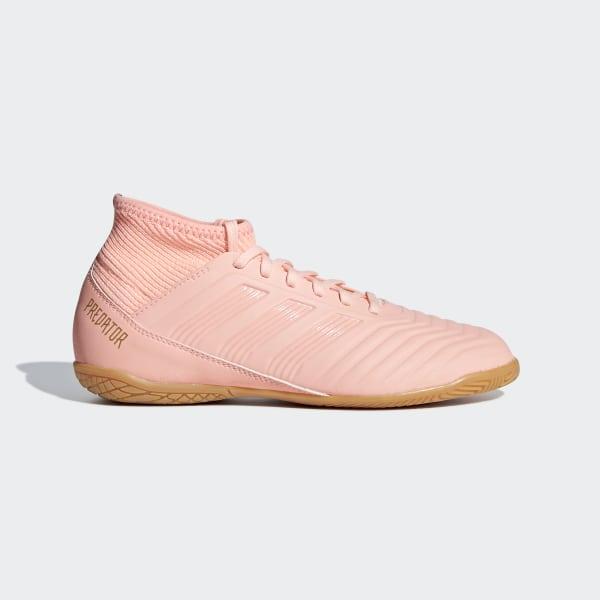 new product bc08c d33e9 Predator Tango 18.3 Indoor Shoes Clear Orange   Clear Orange   Clear Orange  DB2325