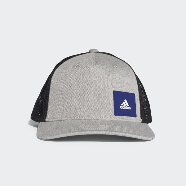 Gorra Trucker H90 MEDIUM GREY HEATHER MGH SOLID GREY WHITE DJ0991 cc9255779f2