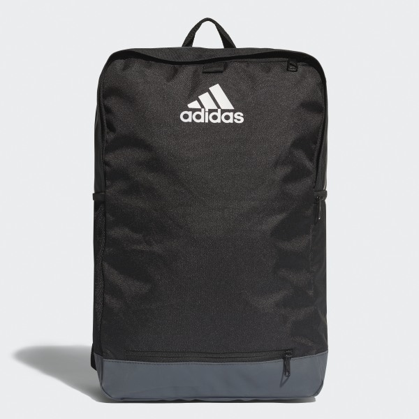 02e0d05df8c Tiro Backpack with Ball Net Black   Grey   White B46132