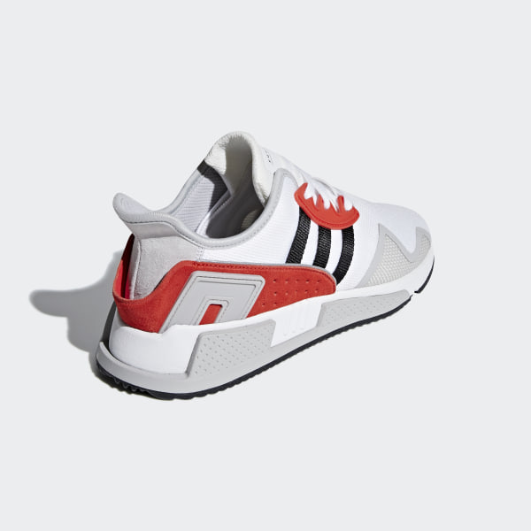 on sale 55dab 97767 EQT Cushion ADV Shoes Cloud White  Core Black  Hi-Res Red BB7180
