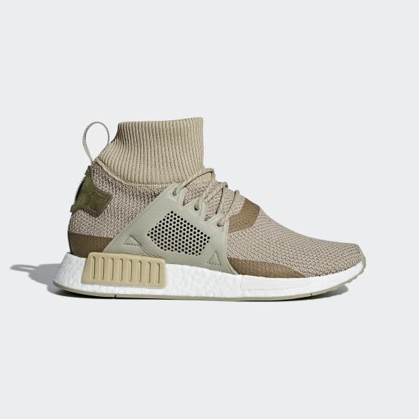 16b035017 adidas NMD XR1 Winter Shoes - Beige