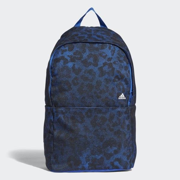 972ea8e3e02 Mochila Classic HI-RES BLUE S18 TRANSPARENT WHITE CG0525