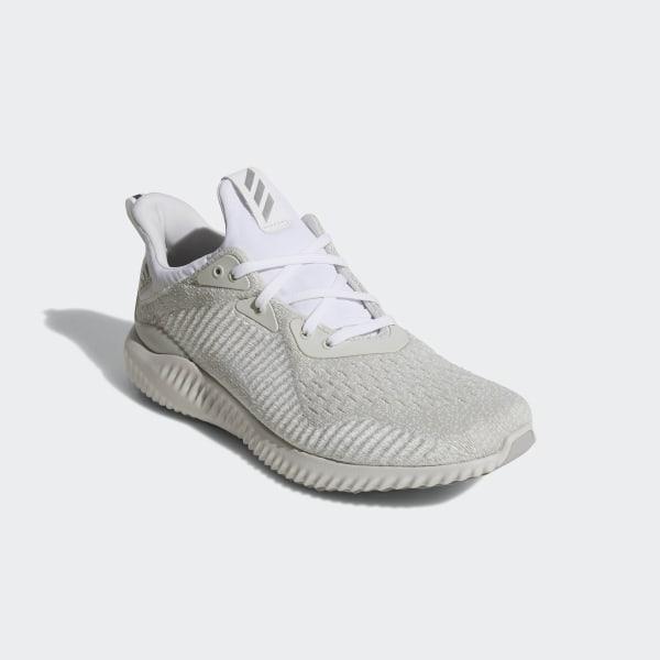 ee1e28e09a20 Alphabounce EM Shoes Cloud White   Silver Metallic   Off White DB1092