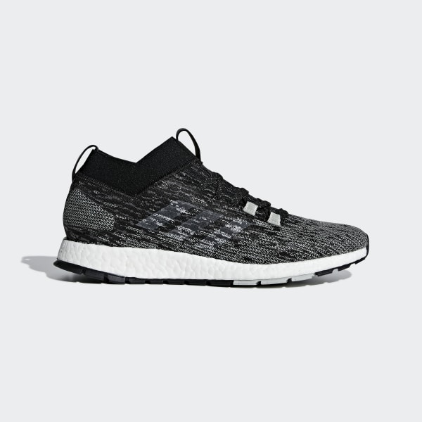 e42c42c69fa849 Pureboost RBL LTD Shoes Core Black   Grey   Ash Silver CM8314