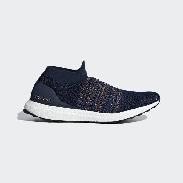 premium selection c30be 0b10d UltraBOOST LACELESS Collegiate Navy  Ftwr White  Core Black CM8269