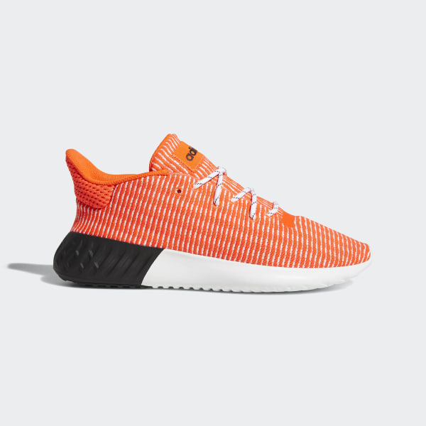 8d3b53fe2f2 Tubular Dusk Primeknit Shoes Solar Red   Ftwr White   Core Black B37737
