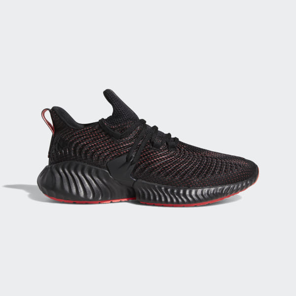 new style 3ee6d b1739 Alphabounce Instinct Shoes shock red  carbon  carbon D96536