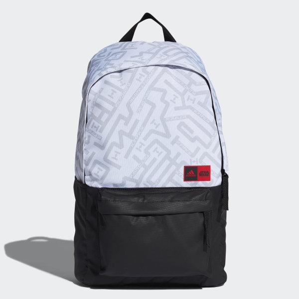 c8d592e8f6 Star Wars Backpack White   Black   Vivid Red DJ2264