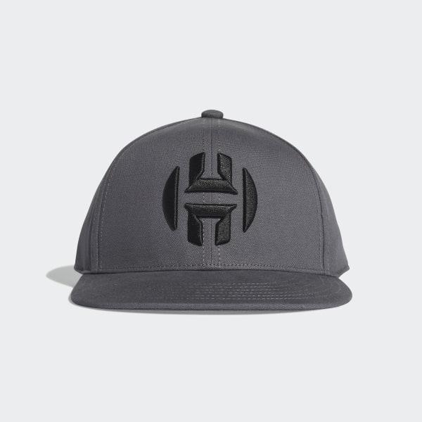 Harden Cap Grey Five   Black DW4719 a78c5dcec4e4