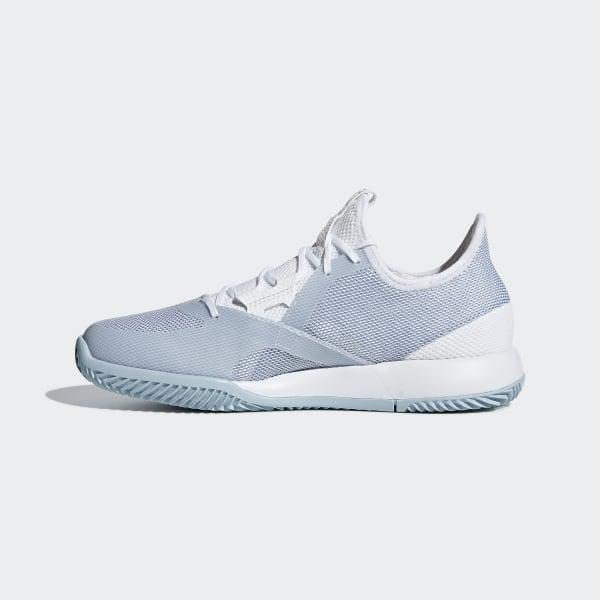 buy popular 0ad0d eeda2 adizero Defiant Bounce Shoes Cloud White  Ash Grey  Cloud White CG6350