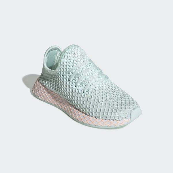 83893a610 Deerupt Runner Shoes Ice Mint   Cloud White   Clear Orange CG6841